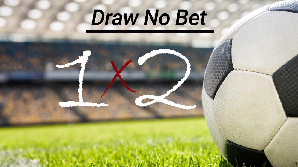 Draw no Bet – značenje i način igranja