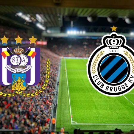 Tip dana: Anderlecht – Club Brugge (četvrtak 19.12.2019)
