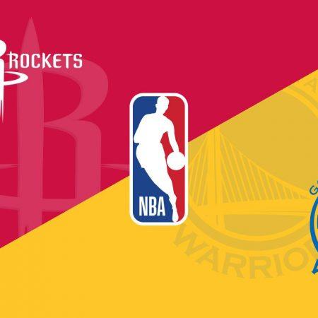 Tip dana: Golden State Warriors – Houston Rockets (sreda 25.12.2019)