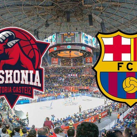Tip dana: Baskonia – Barcelona (četvrtak 2.1.2020)