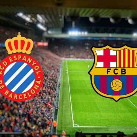 Prognoza: Espanyol – Barcelona (subota 4.1.2020)