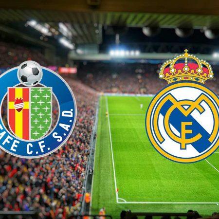 Tip dana: Getafe – Real Madrid (subota 4.1.2020)