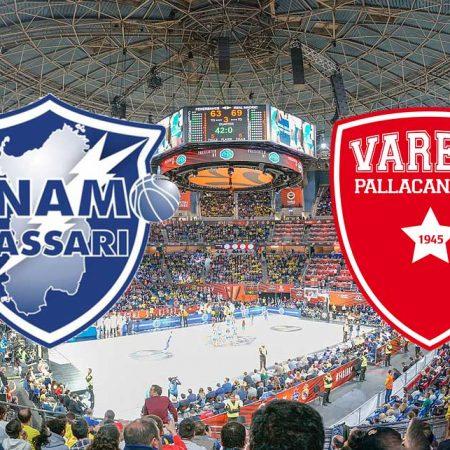 Tip dana: Dinamo Sassari – Varese (nedjelja, 12.1.2020)