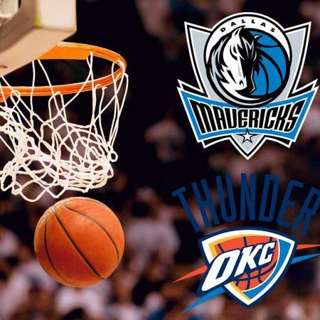 OKC Thunder – Dallas Mavericks: Prognoza (ponedeljak 27.1.2020)
