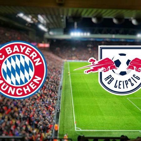 Bayern Munich – Red Bull Lepizig: Prognoza (nedjelja, 09.02.2020)
