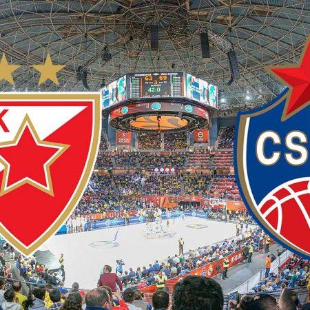 Tip dana: Crvena zvezda – CSKA (petak 21.02.2020)