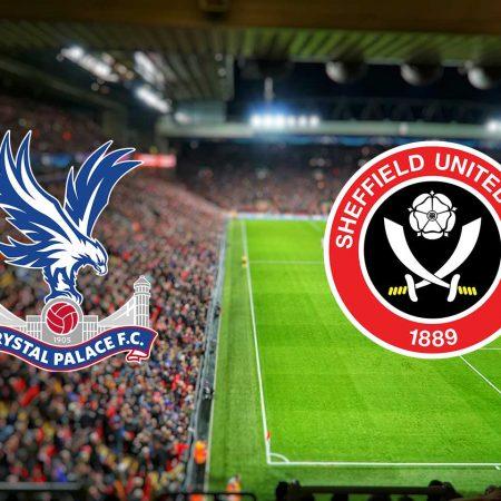 Crystal Palace – Sheffield United: Prognoza (subota, 01.02.2020)