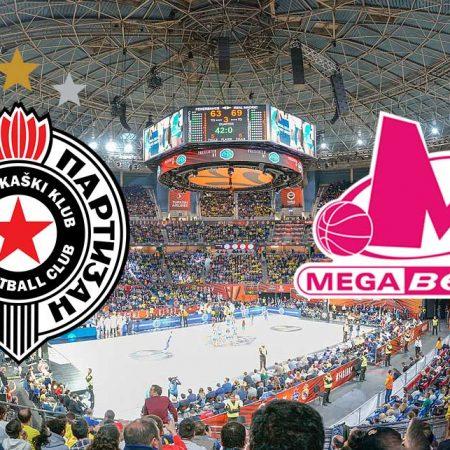 Tip dana: Partizan – Mega Bemax (ponedeljak 9.3.2020)
