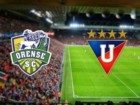 Tip dana: Orense – LDU Quito (subota 14.3.2020)