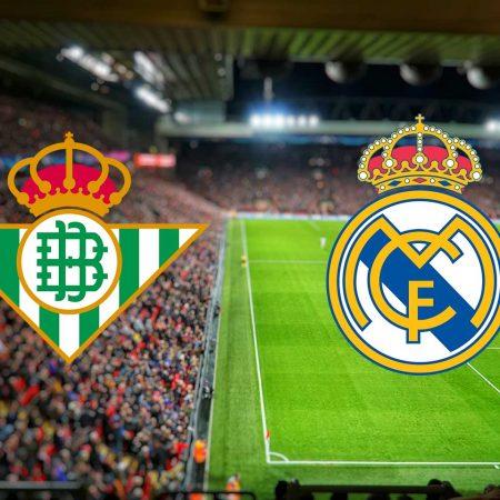 Tip dana: Betis – Real Madrid (nedjelja 8.3.2020)