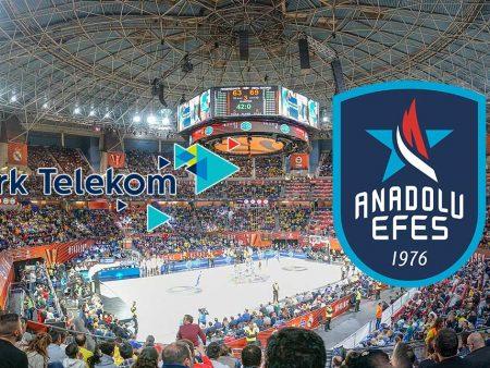 Tip dana: Turk Telekom – Anadolu Efes (nedjelja 15.3.2020)