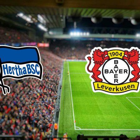 Tip dana: Hertha – Leverkusen (subota 20.06.202)