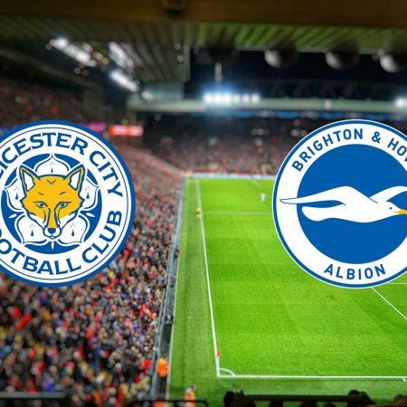 Prognoza: Leicester – Brighton (utorak 23.06.2020)