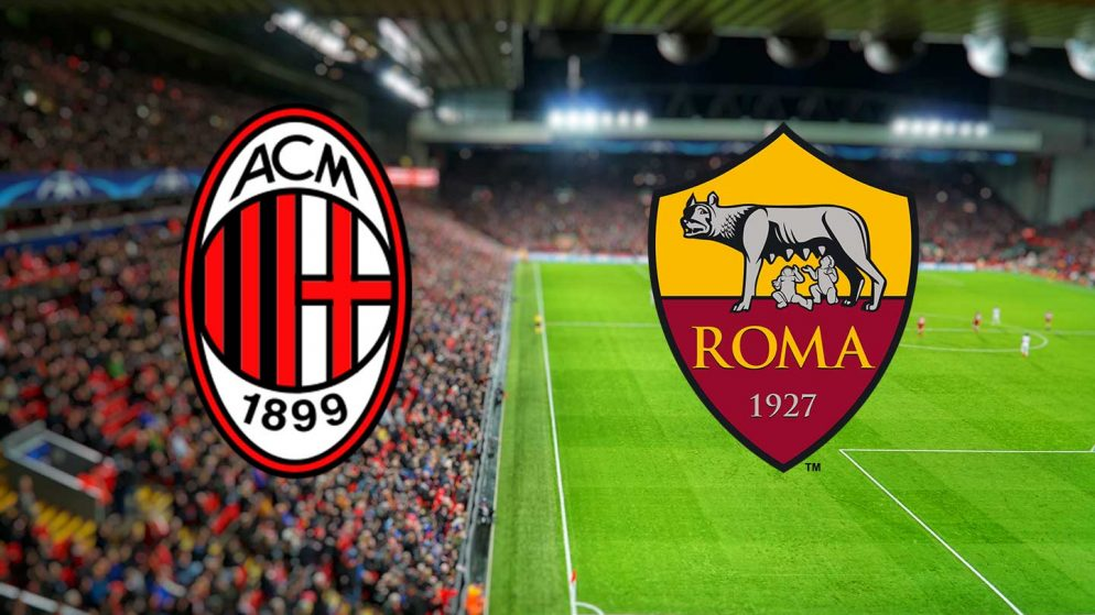 Prognoza: AC Milan – AS Roma (nedjelja 28.06.2020)