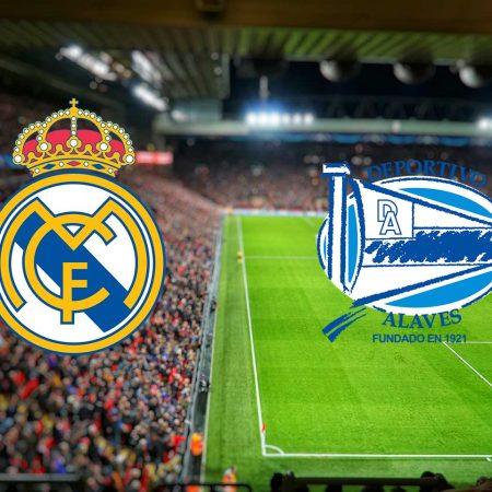 Tip dana: Real Madrid – Alaves (petak 10.07.2020)