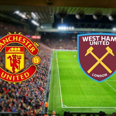 Prognoza: Manchester United – West Ham (srijeda 22.07.2020)