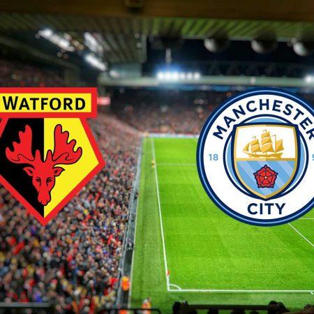 Tip dana: Watford – Manchester City (utorak 21.07.2020)