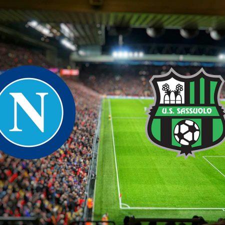 Tip dana: Napoli – Sassuolo (subota 25.07.2020)