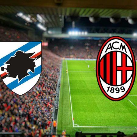Tip dana: Sampdoria – Milan (srijeda 29.07.2020)