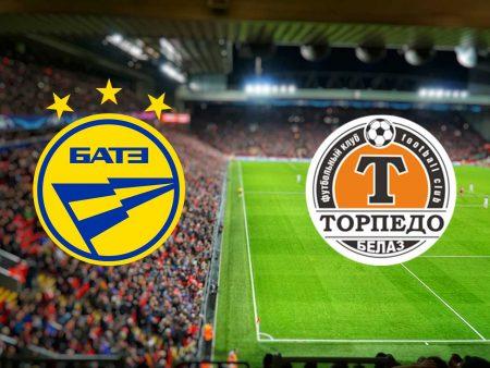Tip dana: Torpedo Zhodino – BATE Borisov (nedjelja 2.08.2020)