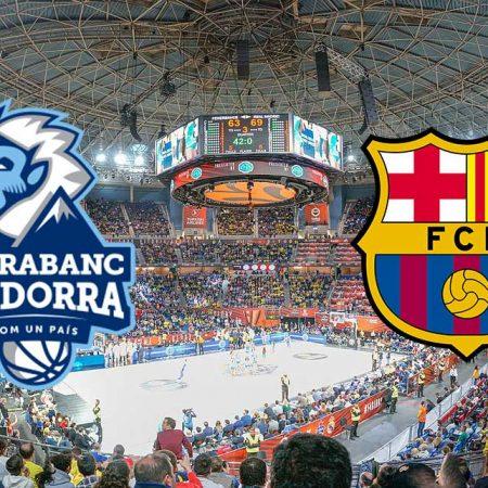 Prognoza: MoraBanc Andorra – Barcelona (srijeda 26.08.2020)