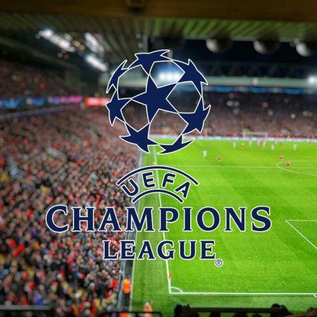 Najava: Liga Prvaka 1/8 finala