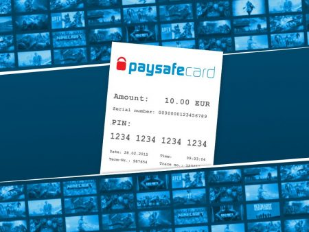 PaySafeCard kao depozitna metoda