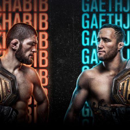 Najava: UFC 254 – Khabib vs Gaethje