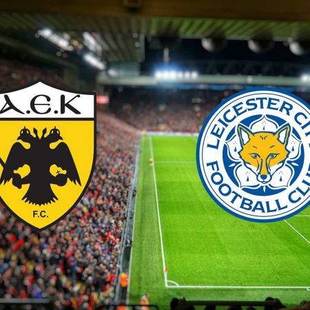 Tip dana: AEK – Leicester (četvrtak 29.10.2020)