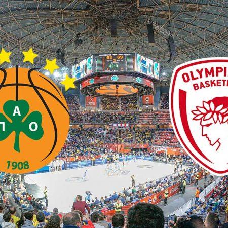 Prognoza: Panathinaikos – Olympiakos (petak 9.10.2020)