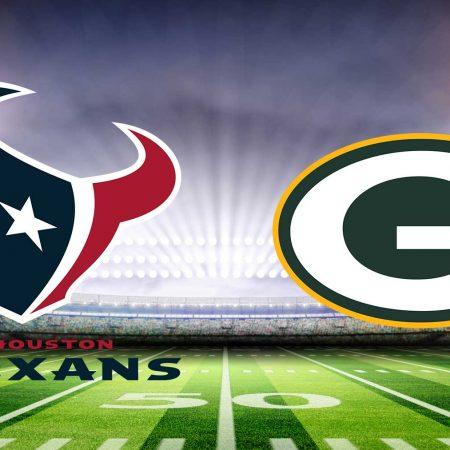Prognoza: Houston Texans – Green Bay Packers (nedjelja 25.10.2020)