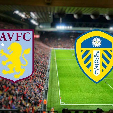 Tip dana: Aston Villa – Leeds (petak 23.10.2020)