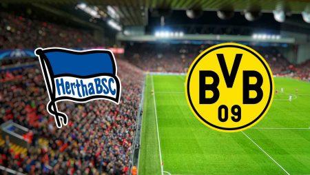 Tip dana: Hertha – Borussia Dortmund (subota 21.11.2020)
