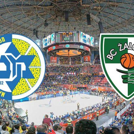 Tip dana: Maccabi TA – Zalgiris (četvrtak 12.11.2020)