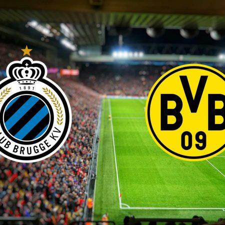 Tip dana: Club Brugge – Borussia Dortmund (srijeda 04.11.2020)