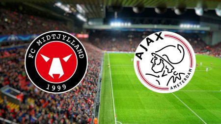 Prognoza: Midtjylland – Ajax (utorak 03.11.2020)