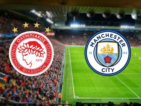 Prognoza: Olympiakos – Man City (srijeda 25.11.2020)