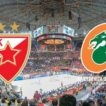 Tip dana: Crvena zvezda – Cedevita Olimpija (nedjelja 20.12.2020)