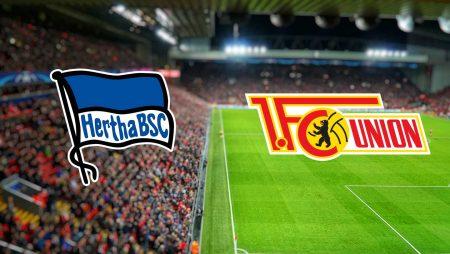 Prognoza: Hertha – Union Berlin (petak 04.12.2020)