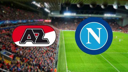 Prognoza: AZ Alkmaar – Napoli (četvrtak 03.12.2020)