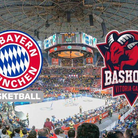 Tip dana: Bayern Munich – Baskonia (petak 18.12.2020)