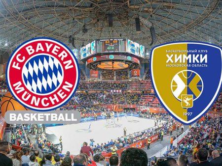 Tip dana: Bayern – Khimki (petak 04.12.2020)