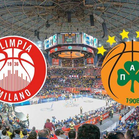 Prognoza: Milano – Panathinaikos (četvrtak 03.12.2020)