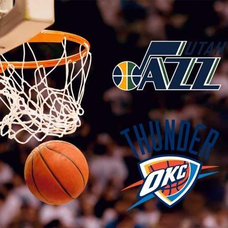 Prognoza: UTA Jazz – OKC Thunder (ponedeljak 28.12.2020)