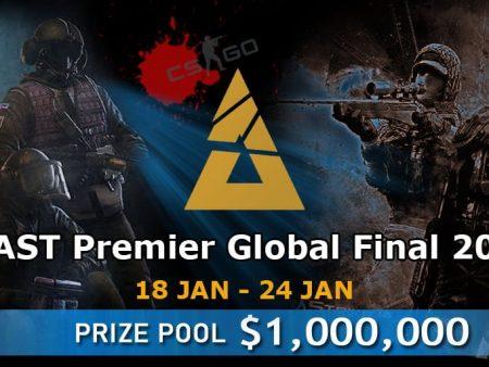 Najava: CS:GO – BLAST Premier Global Final 2020