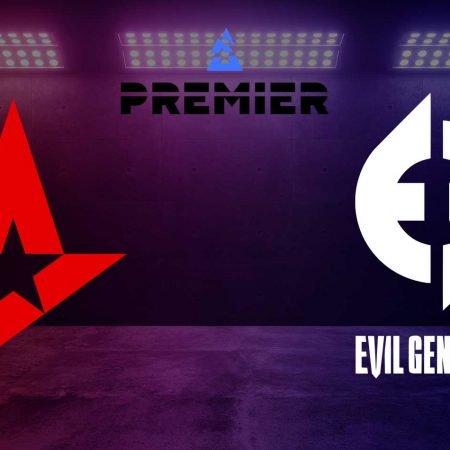 Prognoza: Astralis vs Evil Geniuses (utorak, 16:30)