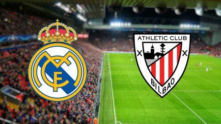 Prognoza: Real Madrid – Athletic Bilbao (četvrtak 14.01.2021)