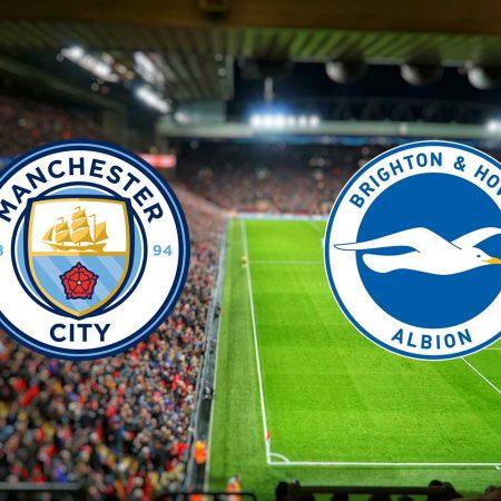 Prognoza: Manchester City – Brighton (srijeda 13.01.2021)