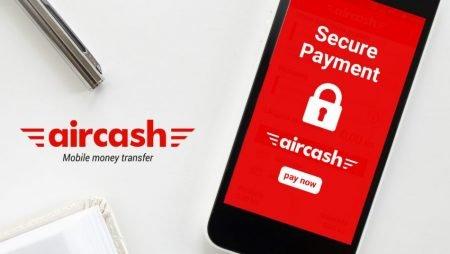 Aircash kao depozitna metoda