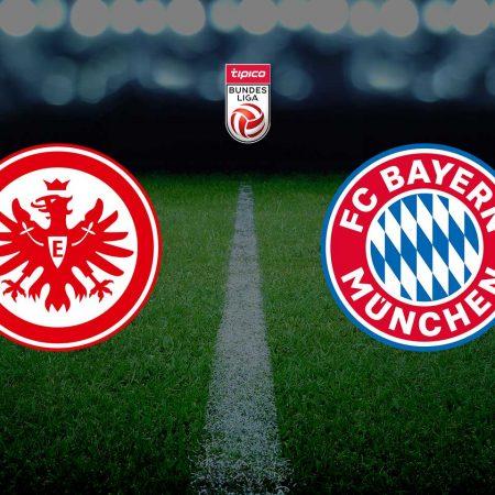 Tip dana: Eintracht Frankfurt – Bayern Munich (subota, 15:30)